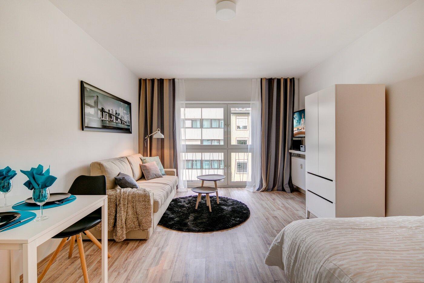 1 habitaci n piso amueblado internet tarifa plana m nich ludwigsvorstadt 9865. Black Bedroom Furniture Sets. Home Design Ideas