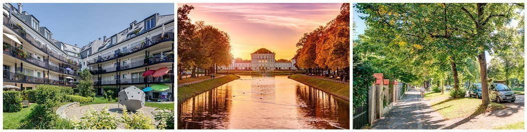 Nymphenburg - © Mr. Lodge GmbH